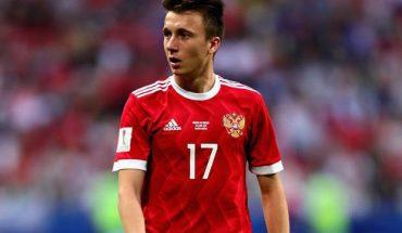 Aleksandr Golovin 1