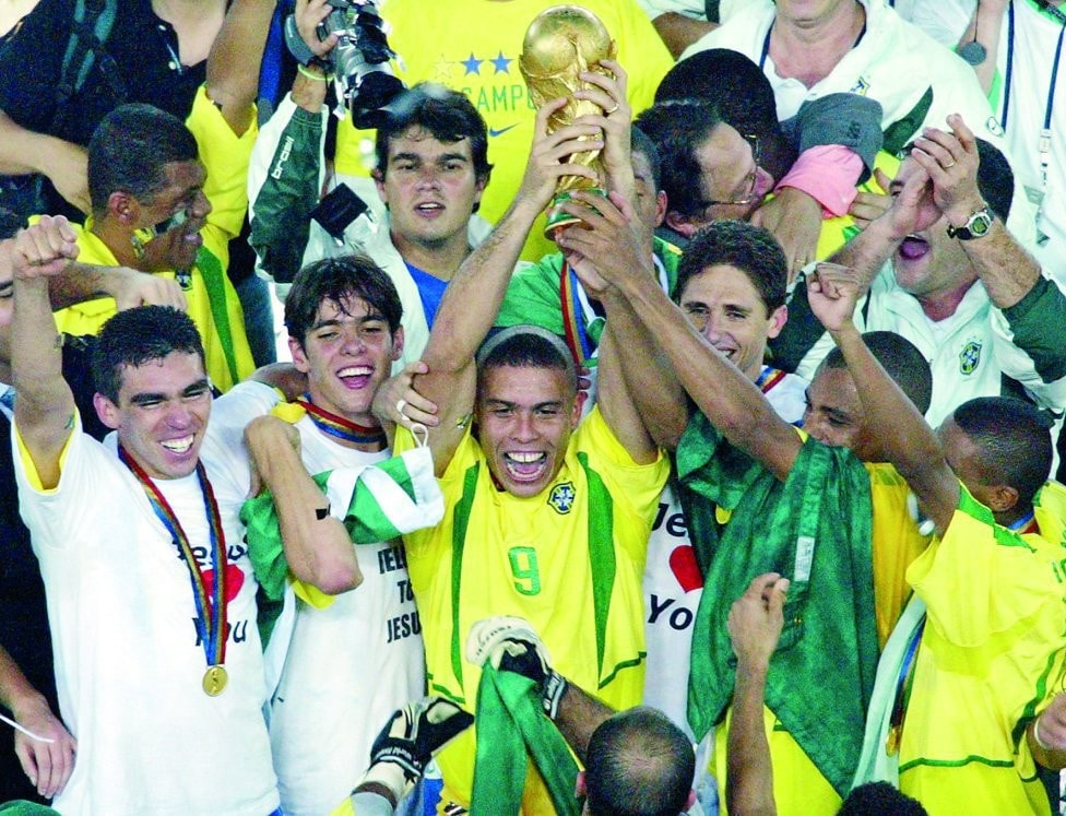 Brazil World Cup 2002