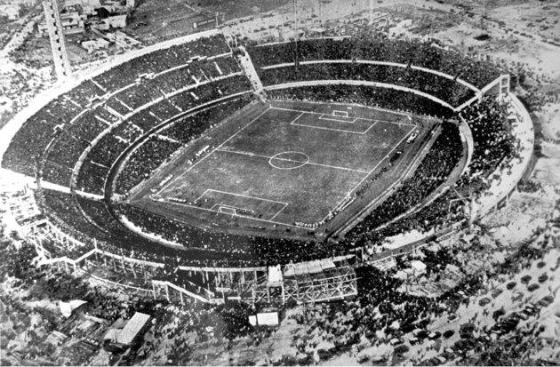 San van dong Estadio Centenario