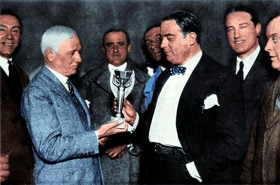 Uruguay World Cup 1930