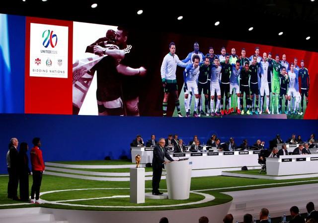 World Cup 2026 to chuc o dau