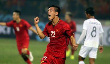 Nguyễn Tiến Linh: Chàng tiền đạo trẻ đầy hứa hẹn của bóng đá Việt Nam