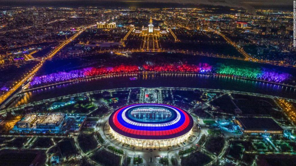 Sân vận động Luzhniki
