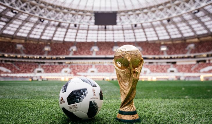 World Cup 2018 tổ chức ở đâu