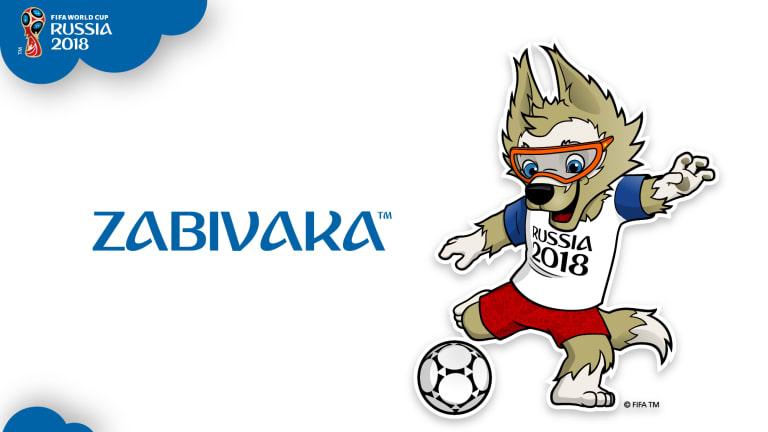 Zabivaka - Linh vật World Cup 2018