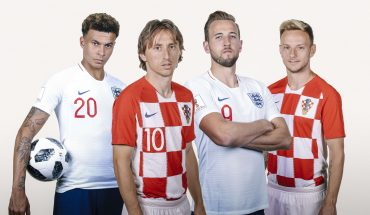 Anh vs Croatia ban ket World Cup 2018