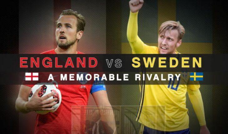 Anh vs Thuy Dien tu ket World Cup 2018