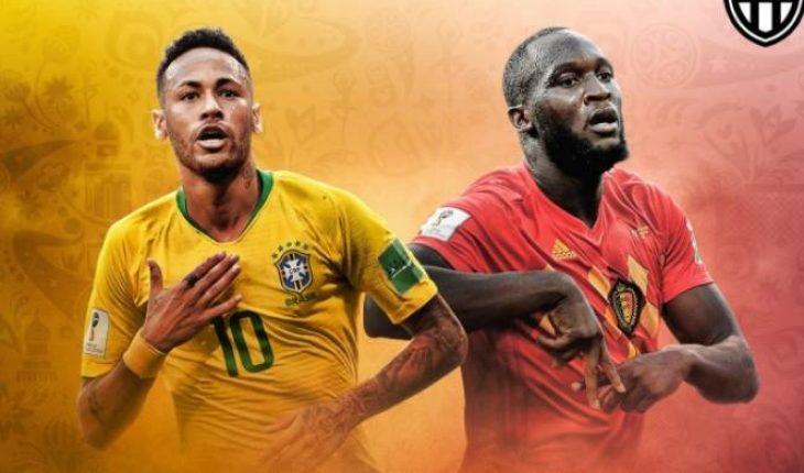 Brazil vs Bi World Cup 2018