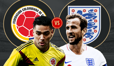 Colombia vs Anh World Cup 2018