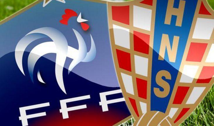 Highlight Phap vs Croatia