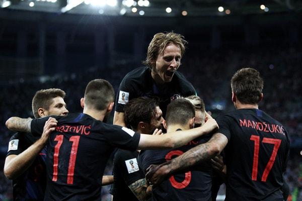 Phap vs Croatia Chung ket World Cup 2018 2