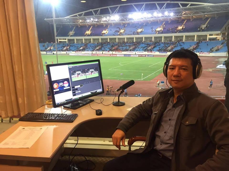 BLV Quang Huy ban quyen Asiad 2018