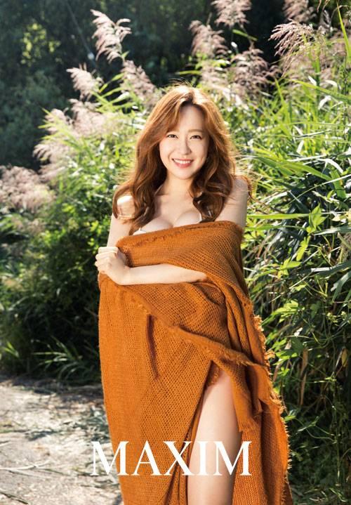 Ban gai Son Heung-min 2