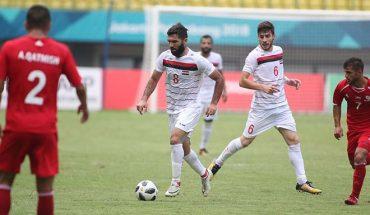 U23 Syria