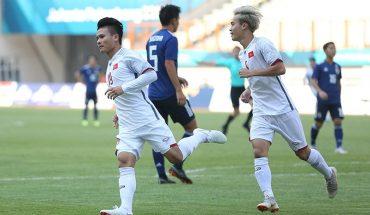 U23 Việt Nam Asiad 2018