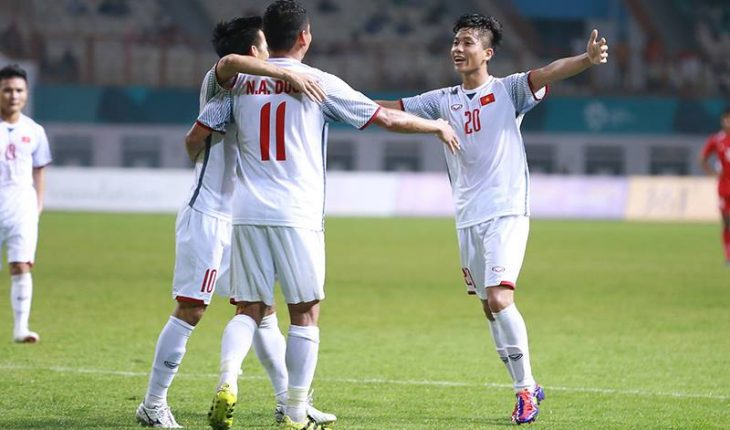 Video ban thang U23 Viet Nam vs U23 Nepal