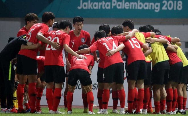 Xem truc tiep U23 Viet Nam vs U23 Han Quoc 1