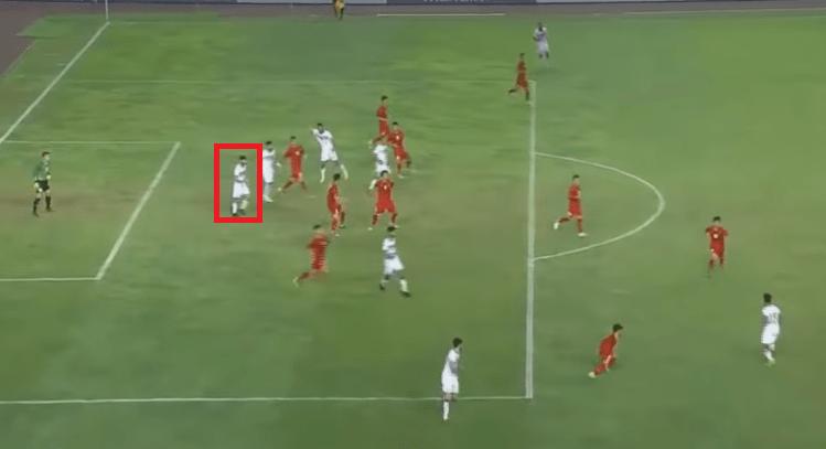 Ban thang cua U23 Bahrain co viet vi hay khong