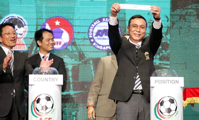 AFF Cup 2018 tổ chức ở đâu
