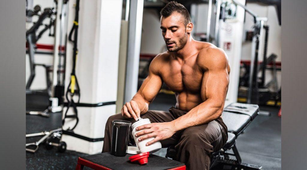 Tác dụng của BCAAs giúp tăng khối lượng cơ bắp