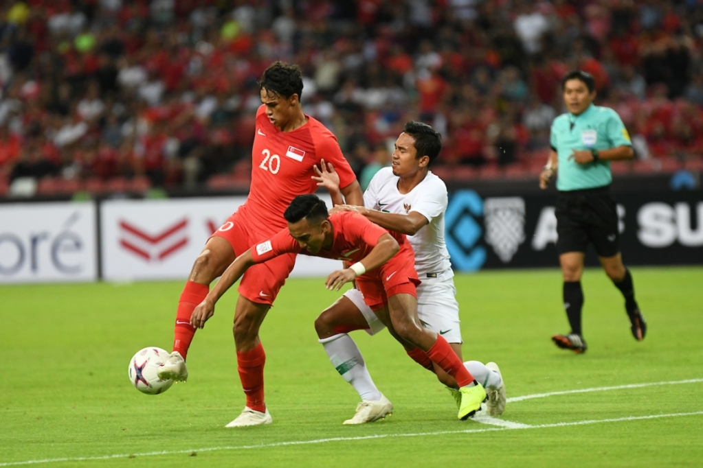 truc tiep singapore vs dong timor aff cup 2018 1