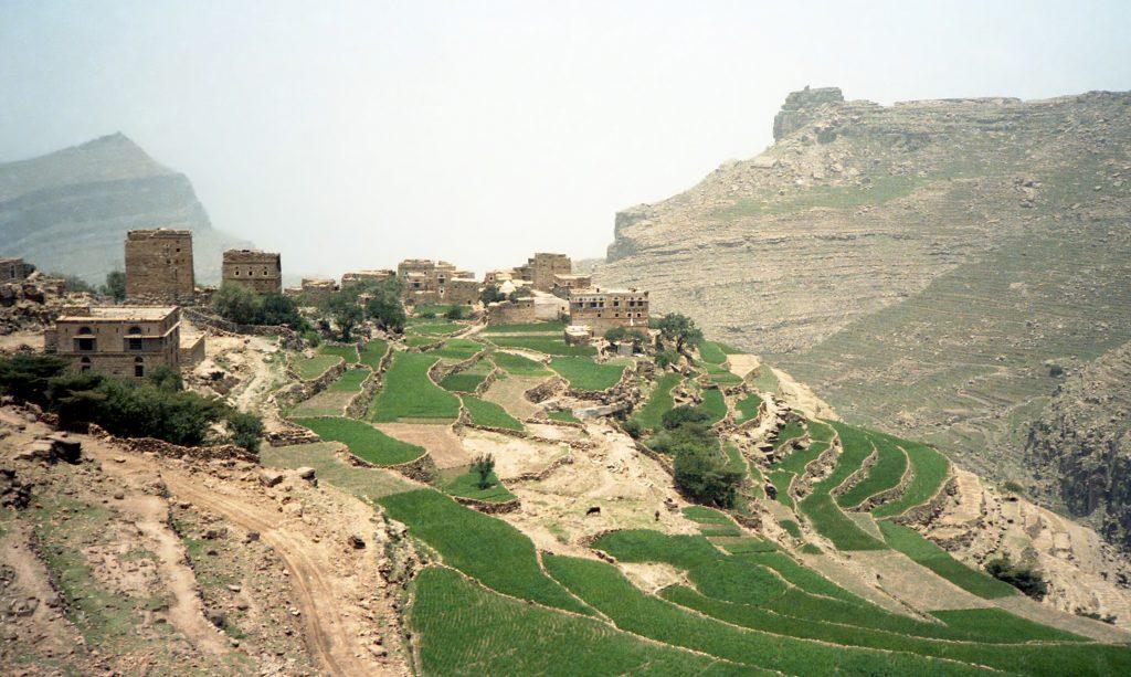 Yemen là nước nào 1