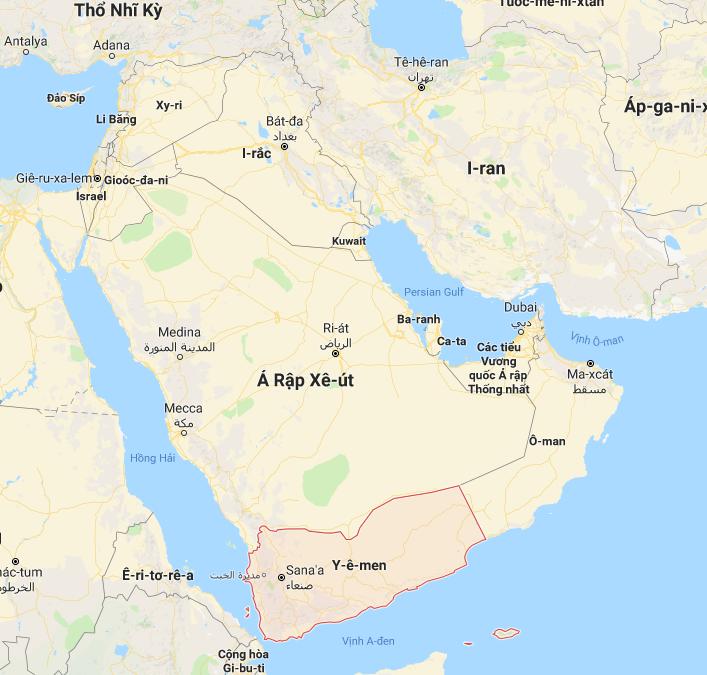 yemen la nuoc nao 1