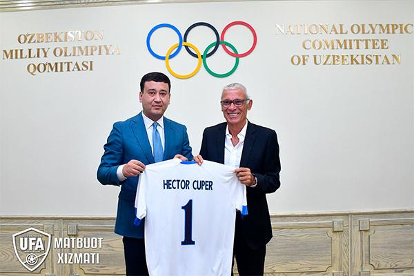 hector cuper uzbekistan