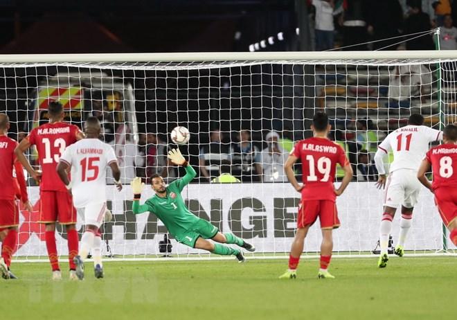 lich su doi dau va nhan dinh uae vs thai lan bang a asian cup 2019