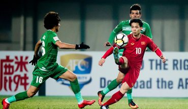 lich su doi dau viet nam vs iraq bang d asian cup 2019
