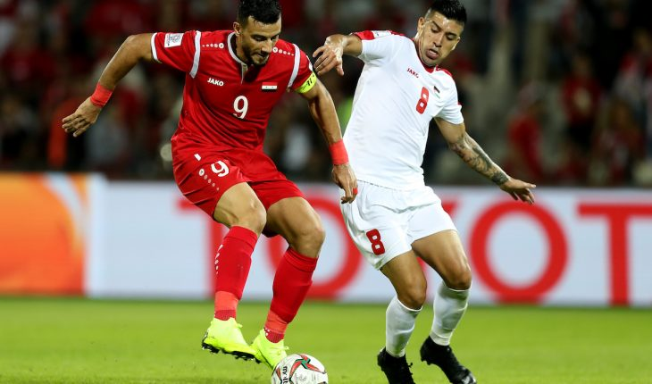 truc tiep jordan vs syria bang b asian cup 2019