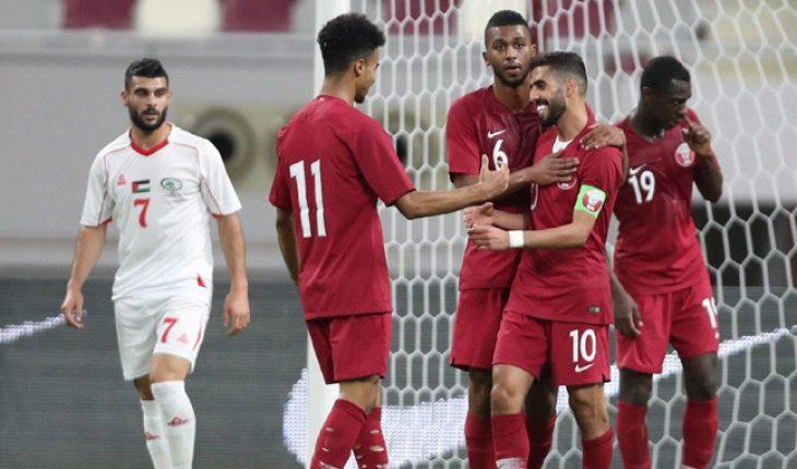 xem truc tiep qatar vs trieu tien bang e asian cup 2019