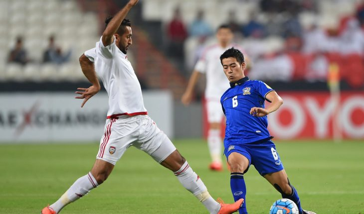 xem truc tiep uae vs thai lan bang a asian cup 2019