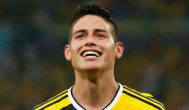 Những cầu thủ đẹp trai nhất thế giới James Rodriguez