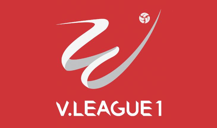 Logo chính thức V-League 2019