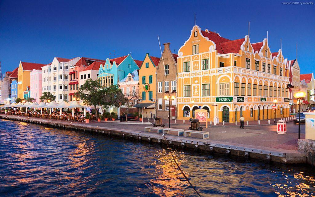 Curacao là nước nào 1