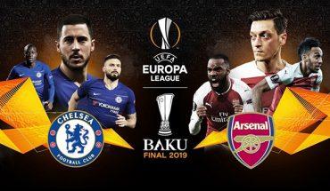 Lịch sử đối đầu Chelsea vs Arsenal - Chung kết cúp C2 2019