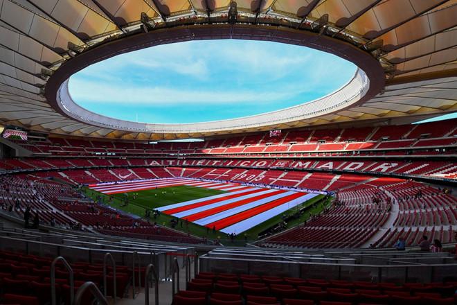 Vài nét về Wanda Metropolitano sân nhà của Atlético Madrid 2