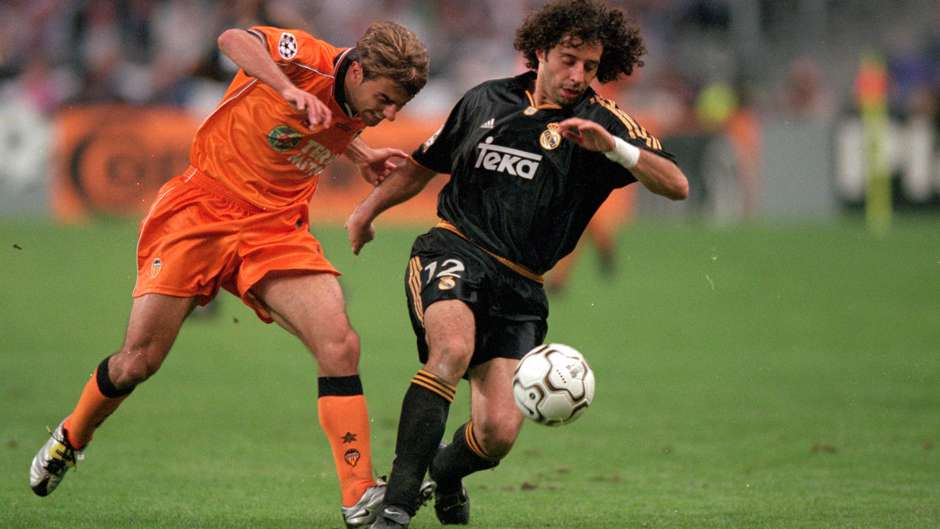 Chung kết Champion League 2000 Real Madrid vs Valencia
