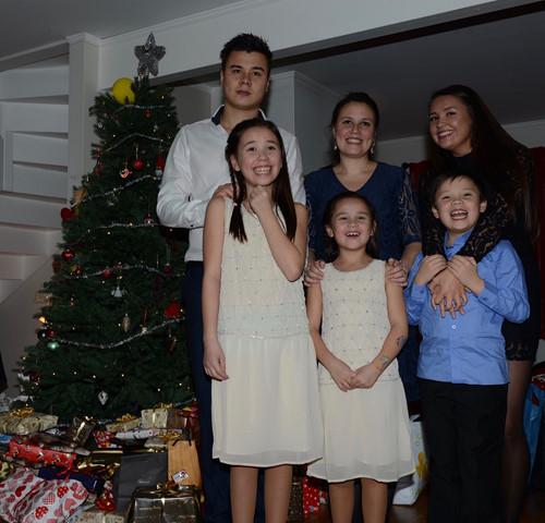 Gia đình Alexander Đặng