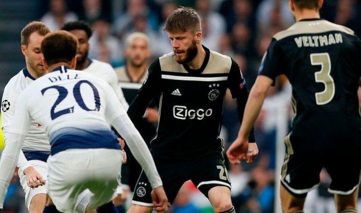 Lịch sử đối đầu Ajax vs Tottenham - Bán kết lượt về C1 2019