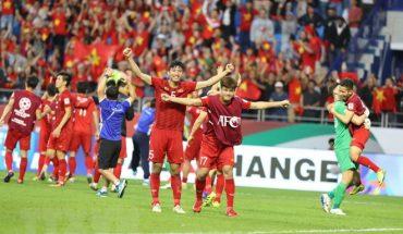 Lịch thi đấu đội tuyển Việt Nam năm 2019