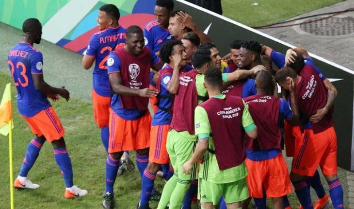 Lịch sử đối đầu Colombia vs Argentina Copa America 2019