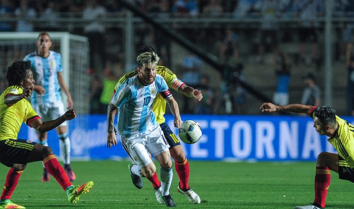 Lịch sử đối đầu Argentina vs Colombia - Copa America 2019