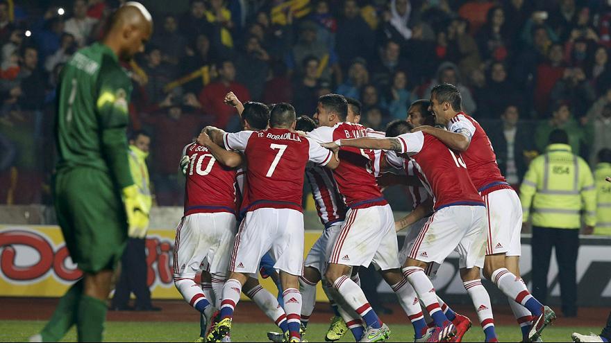 Lịch sử đối đầu Brazil vs Paraguay - Tứ kết Copa America 2019