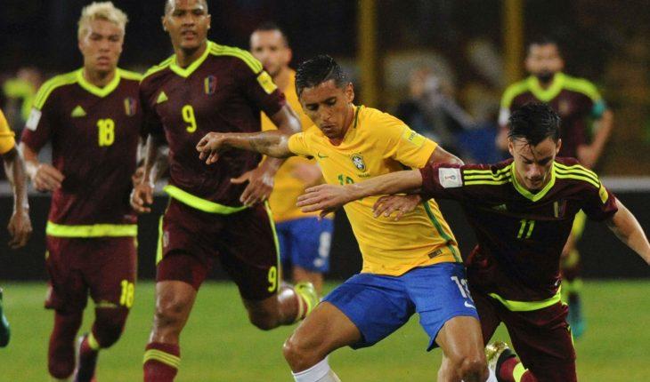 Lịch sử đối đầu Brazil vs Venezuela - Copa America 2019