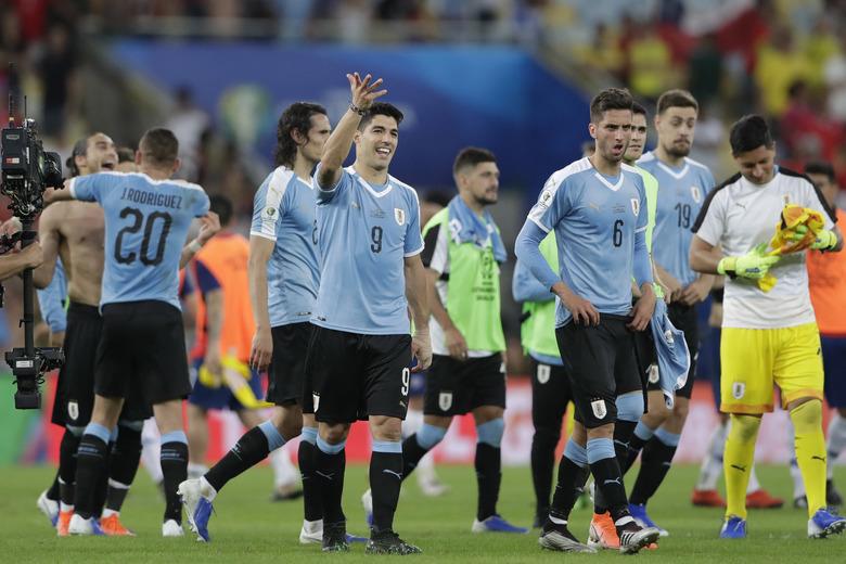 Lịch sử đối đầu Uruguay vs Peru - Tứ kết Copa America 2019