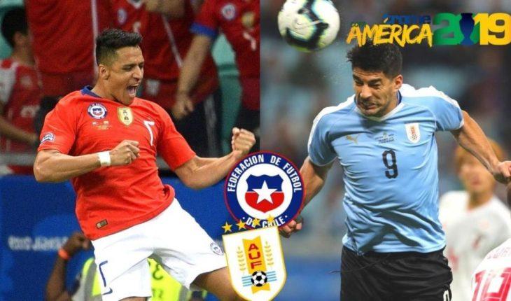 Lịch sử đối đầu và nhận định Chile vs Uruguay - Copa America 2019