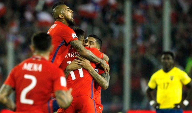 Lịch sử đối đầu và nhận định Ecuador vs Chile - Copa America 2019