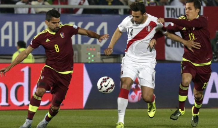 Lịch sử đối đầu Venezuela vs Peru - Copa America 2019